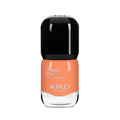kiko Power Pro - Nail Lacquer - Vernis à ongles 'Light Pumpkin 84'