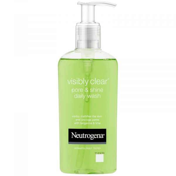 Gel nettoyant matifiant Visibly Clear shine & pore (200ml)